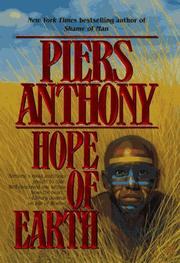 HOPE OF EARTH by Piers Anthony