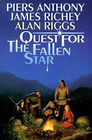 QUEST FOR THE FALLEN STAR by Piers Anthony