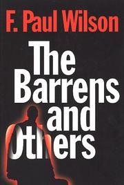 THE BARRENS AND OTHERS by