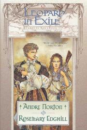LEOPARD IN EXILE by Andre Norton