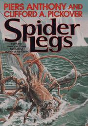 SPIDER LEGS by Piers Anthony