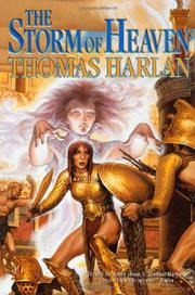 THE STORM OF THE HEAVEN by Thomas Harlan