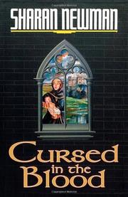 Cover art for CURSED IN THE BLOOD