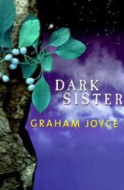 Cover art for DARK SISTER