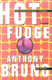 Book Cover for HOT FUDGE
