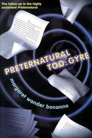 Book Cover for PRETERNATURAL TOO: GYRE