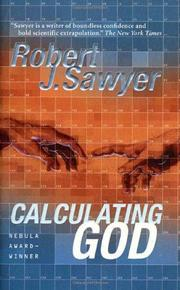 Book Cover for CALCULATING GOD