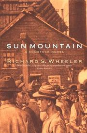 SUN MOUNTAIN by Richard S. Wheeler