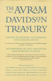 Cover art for THE AVRAM DAVIDSON TREASURY