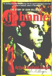 JOHNNIE D. by Arthur Winfield Knight