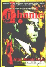 JOHNNIE D. by Arthur Winfield Knight