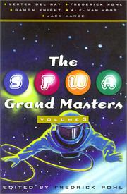 THE SFWA GRAND MASTERS by Frederik Pohl
