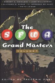 Book Cover for THE SFWA GRAND MASTERS