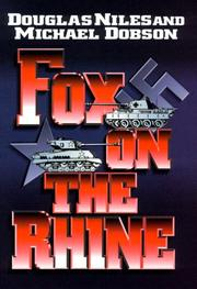 FOX ON THE RHINE by Douglas Niles