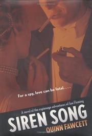 Book Cover for SIREN SONG