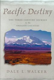 Cover art for PACIFIC DESTINY