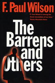 THE BARRENS AND OTHERS by F. Paul Wilson
