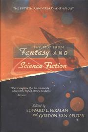 THE BEST FROM FANTASY AND SCIENCE FICTION by Edward L. Ferman