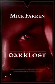DARKLOST by Mick Farren