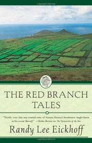 THE RED BRANCH TALES by Randy Lee Eickhoff