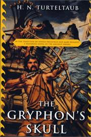 Book Cover for THE GRYPHON'S SKULL