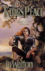 Cover art for THE KING'S PEACE