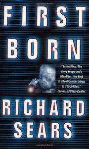 Cover art for FIRST BORN