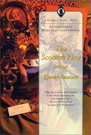 Cover art for THE SCOTTISH PLOY