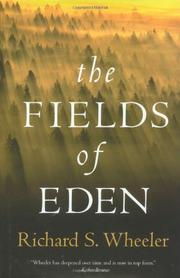 Cover art for THE FIELDS OF EDEN