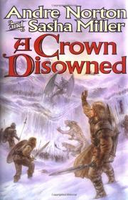 Cover art for A CROWN DISOWNED