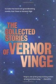Cover art for THE COLLECTED STORIES OF VERNOR VINGE