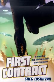 Cover art for FIRST CONTRACT
