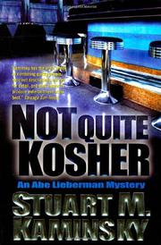 Book Cover for NOT QUITE KOSHER