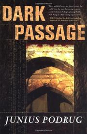 Cover art for DARK PASSAGE