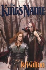 Book Cover for THE KING'S NAME