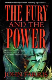THE FURY AND THE POWER by John Farris