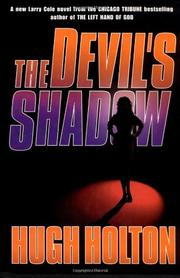 THE DEVIL'S SHADOW by Hugh Holton