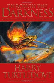 Cover art for THROUGH THE DARKNESS
