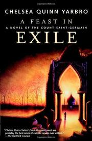 Book Cover for A FEAST IN EXILE