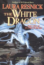 Cover art for THE WHITE DRAGON