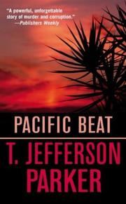 PACIFIC BEAT by T. Jefferson Parker