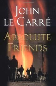 Book Cover for ABSOLUTE FRIENDS
