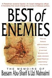 Cover art for BEST OF ENEMIES