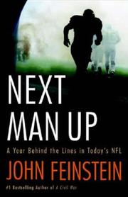Cover art for NEXT MAN UP