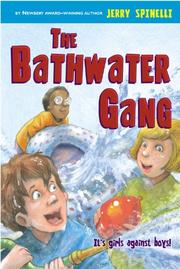 THE BATHWATER GANG by Jerry Spinelli