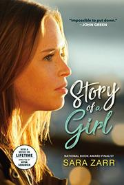 Book Cover for STORY OF A GIRL