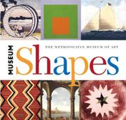 Book Cover for MUSEUM SHAPES
