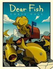 Cover art for DEAR FISH