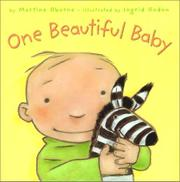 ONE BEAUTIFUL BABY by Martine Oborne