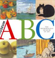 Cover art for MUSEUM ABC